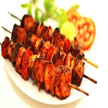 chicken tikka spett